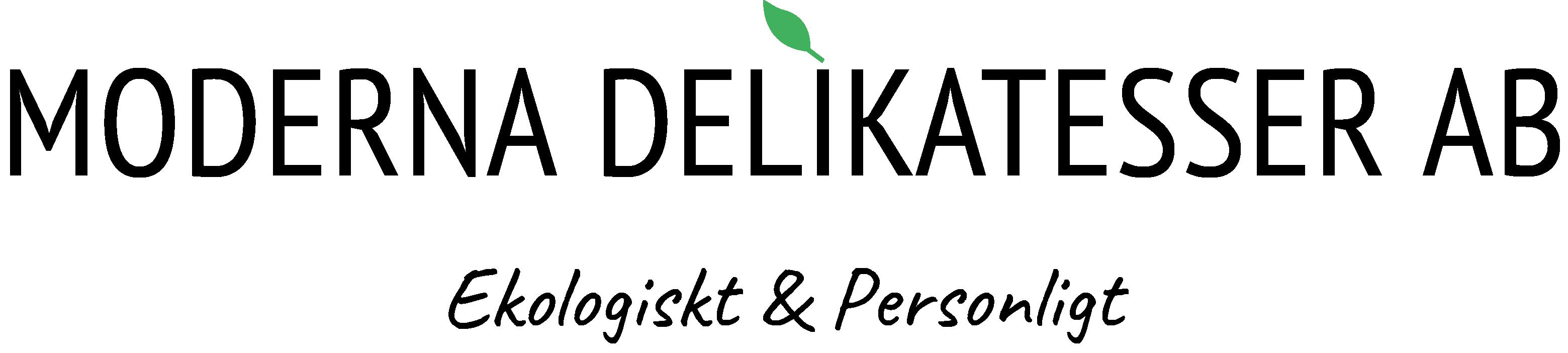 Moderna delikatesser logo