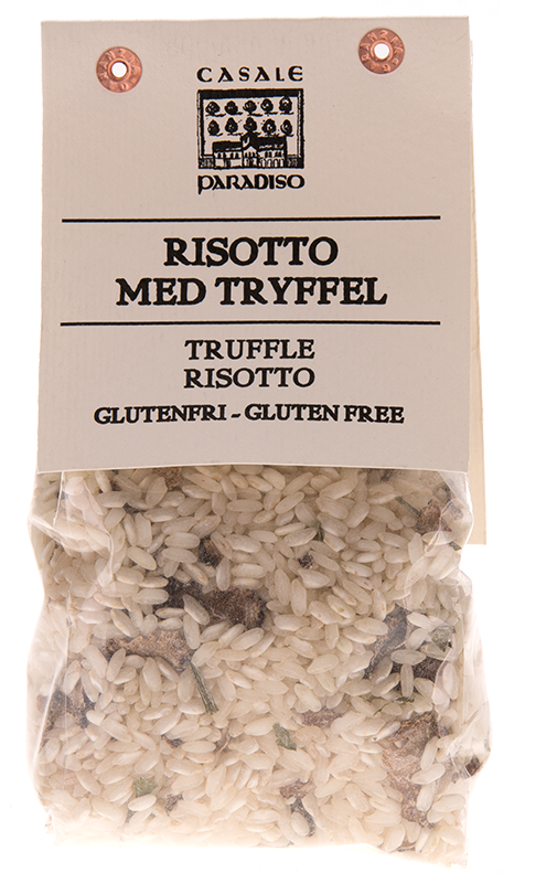 risotto med tryffel