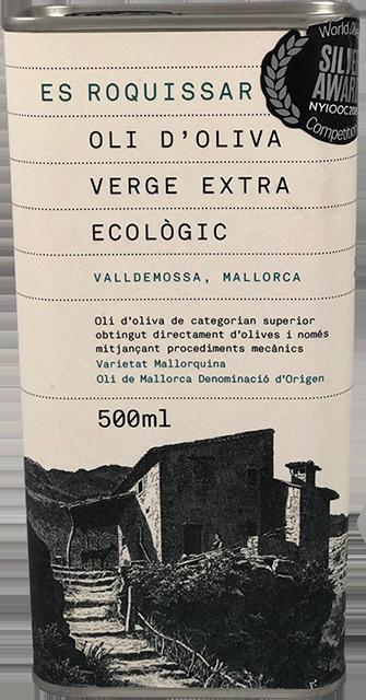 Son moragues - ekologisk olivolja i plåt förpackning