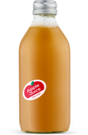 Dep Juice - ekologisk äppel juice