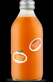 Dep Juice - ekologisk morot och apelsinjuice
