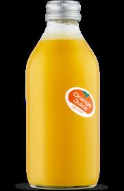 Dep Juice - ekologisk apelsin juice