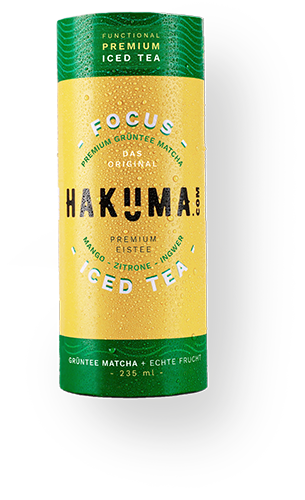 hakuma focus ersätter kaffe eller te
